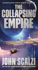 The Collapsing Empire-book cover