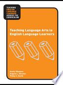 Teaching Language Arts to English Language Learners
