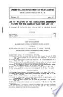 Ebook List of Bulletins of the Agricultural Experiment Stations for the Calendar Years 1937 and 1938 Epub Catherine Emma Pennington Apps Read Mobile