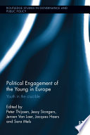Political Engagement Of The Young In Europe