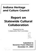 Report on Statewide Culture Collaboration