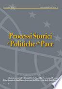 Rivista Processi storici e politiche di pace n. 4 2007