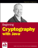 Book Beginning Cryptography with Java