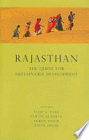 Rajasthan, the Quest for Sustainable Development Through The Progress Of Rajasthan S Economy A Modern