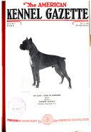 The American Kennel Gazette