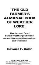 Book The Old Farmer s Almanac Book of Weather Lore