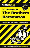 CliffsNotes on Dostoevsky s The Brothers Karamazov