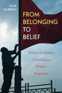 From Belonging to Belief Book