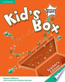 Kid's Box American English Level 3 Teacher's Edition