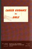 Career Guidance For Girls