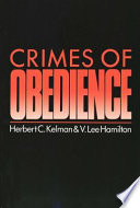 Crimes of Obedience