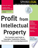 Profit from Intellectual Property