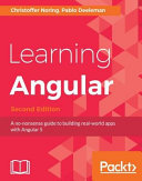 Learning Angular