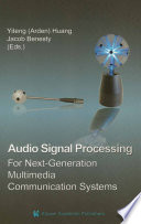 Audio Signal Processing for Next Generation Multimedia Communication Systems