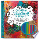 Creative Doodling   Beyond Doodle Book   Kit