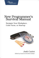 New Programmer s Survival Manual