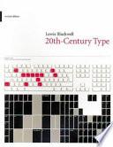 20th century Type