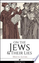 On the Jews   Their Lies