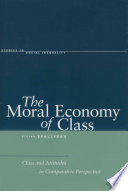The Moral Economy of Class
