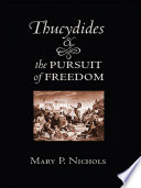 Thucydides And The Pursuit Of Freedom book