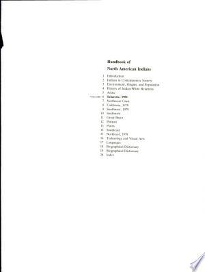 Handbook of North American Indians: Subarctic - ISBN:9780160045783