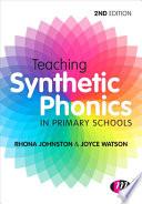 Teaching Synthetic Phonics