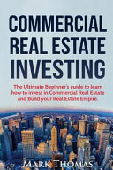 commercial real estate investing