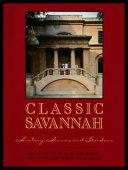 Classic Savannah Book PDF