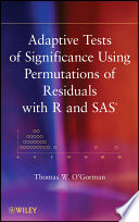 Ebook Adaptive Tests of Significance Using Permutations of Residuals with R and SAS Epub Thomas W. O'Gorman Apps Read Mobile