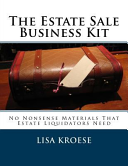 The Estate Sale Business Kit
