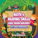 Math Reading Skills Baby Brain Builders 1st Grade Workbooks