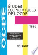 Études économiques de l'OCDE : Finlande 1998
