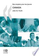 Des emplois pour les jeunes Jobs for Youth Des emplois pour les jeunes Jobs for Youth   Canada 2008