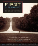 First Philosophy Concise Second Edition