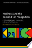 Madness and the demand for recognition Book PDF