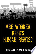 Are Worker Rights Human Rights