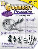 Geometry Practice Book  Grades 7   8
