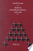 Studies in Asian Mission History