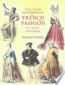 illustration Full-Color Sourcebook of French Fashion
