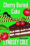 Cherry Buried Cake