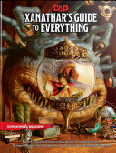 Book Xanathar s Guide to Everything