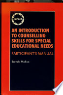 An Introduction To Counselling Skills For Special Educational Needs