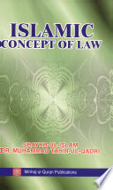 Islamic Concept Of Law book