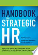 Handbook for Strategic HR Book PDF
