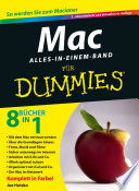 Mac Alles in einem Band f  r Dummies