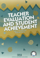 Teacher Evaluation and Student Achievement