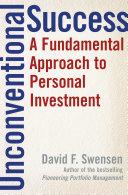 Unconventional Success Book