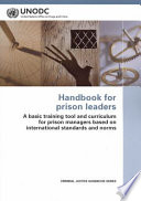 Handbook for Prison Leaders