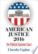 American Justice 2016