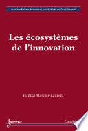 Les   cosyst  mes de l innovation